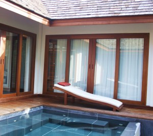 Zara Beach Resort Villa