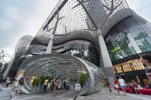 Singapore's shopping districts