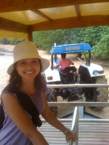 Tractor to Railay Great View Resort & Spa