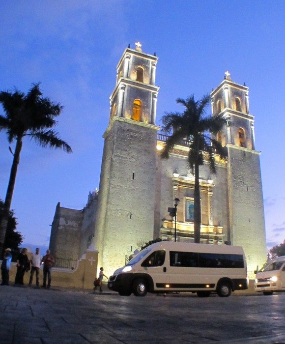 Photo Tour: Cancun's cultural side