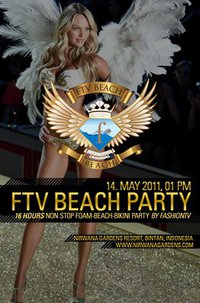 FTV Beach Party Bintan