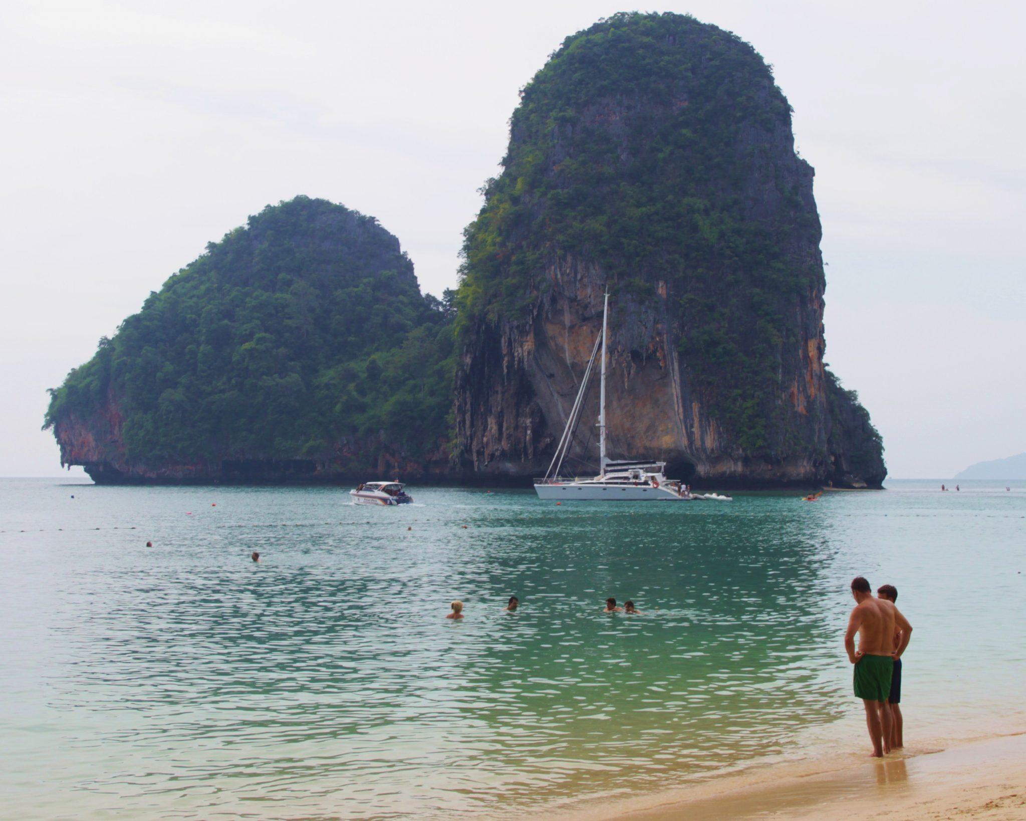Southeast Asia beach