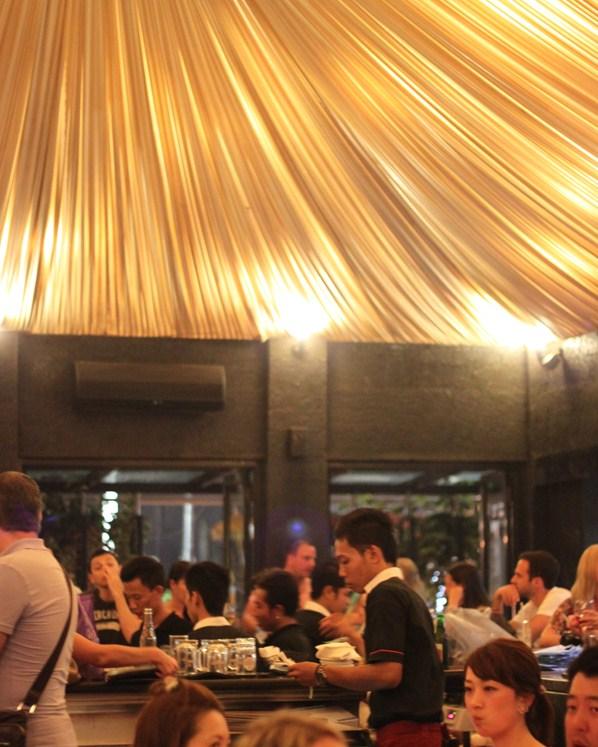 Ultimo Italian Restaurant Bali