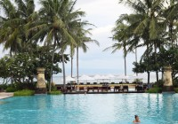 Beach Vacation at Bali's Nusa Dua and Benoa beaches