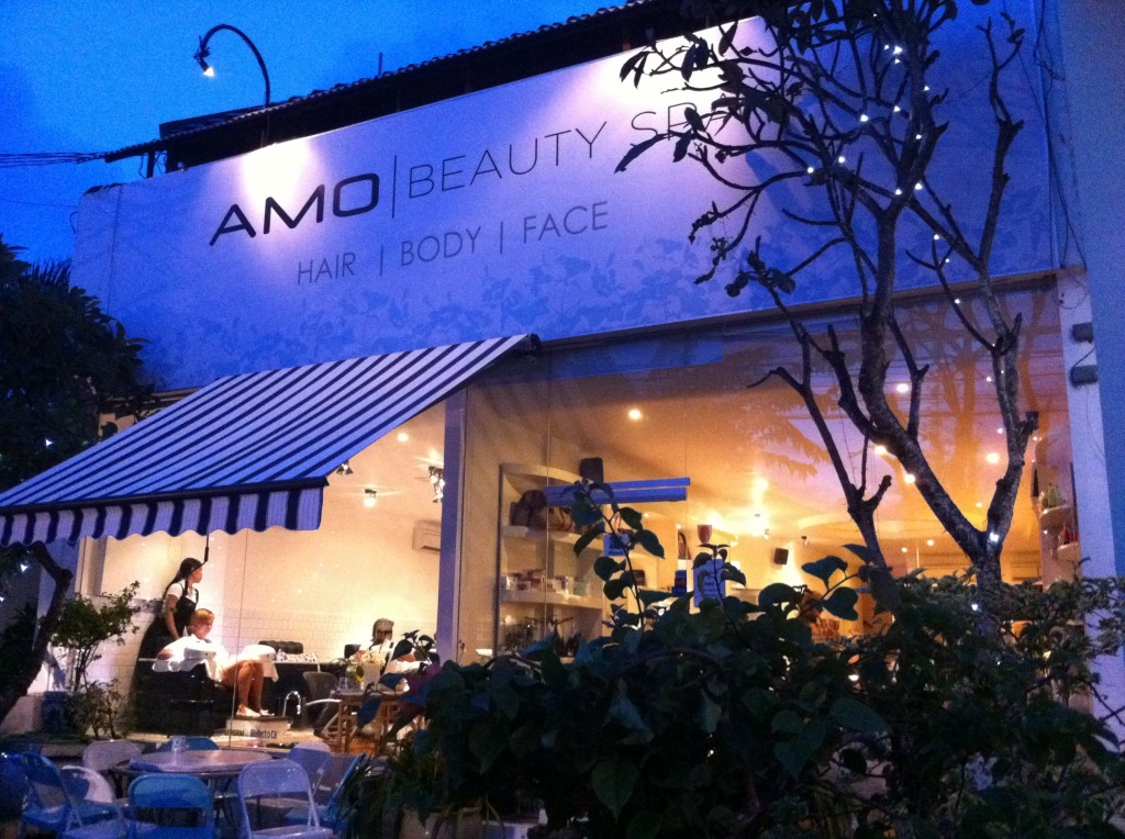 Amo Beauty Spa Bali Indonesia