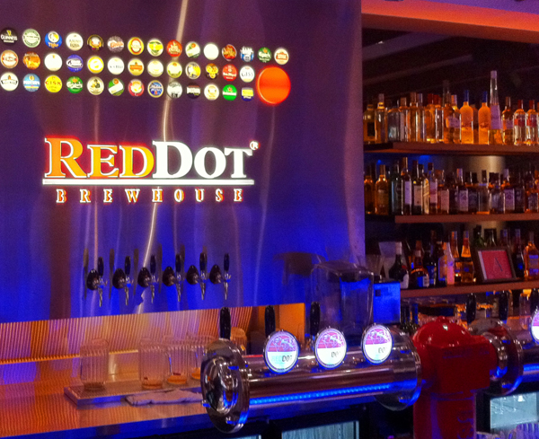 Red Dot Brewhouse Bar Boat Quay