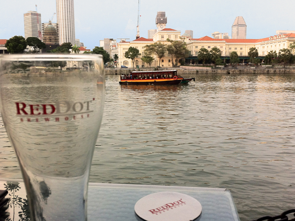 Red Dot Brewhouse Craft Beer Singapore