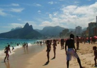 Photo Tour of Rio during Carnival 2012