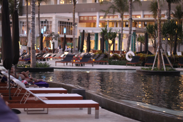 W Hotel Seminyak Bali