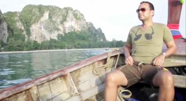 Ao Nang Beach Krabi Thailand