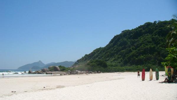 Praia de Lopes Medes surf boards