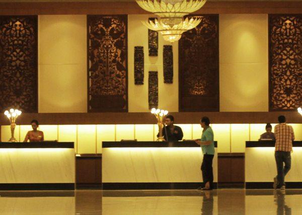 The Royal Chulan Kuala Lumpur Reception