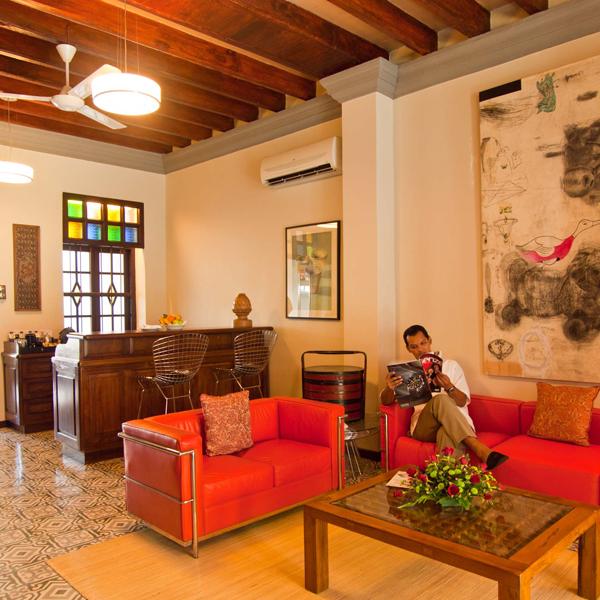 Clarke Terrace Hotel Penaga Penang
