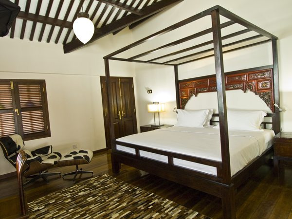 Transfer Suite with Balcony Hotel Penaga