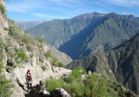 trek-through-colca-canyon