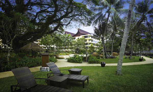 Rasa Sayang Resort and Spa Penang Malaysia Garden Landscape
