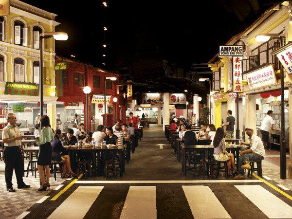 Malaysian Food Street RWS