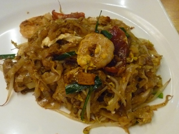 Penang Lim Brothers' Char Koay Teow Malaysia Food Street Resorts World Sentosa Review