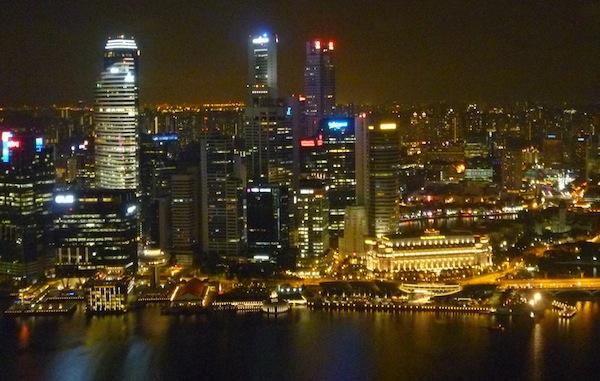 Ku De Ta Singapore Club Lounge
