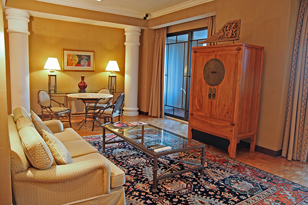 Swissotel Merchant Court Executive Suite