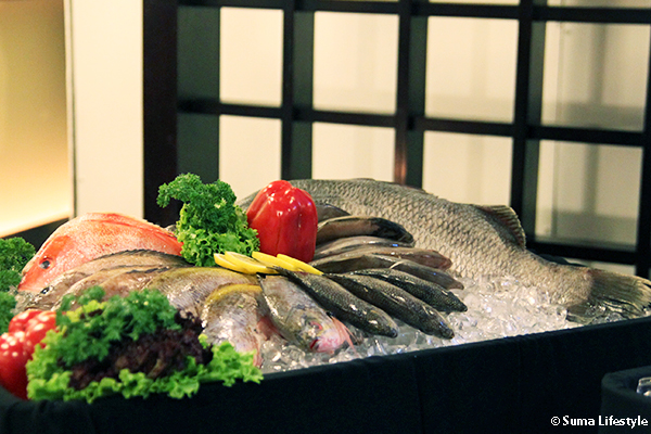 Sperta Friday BBQ Seafood Buffet at Grand Kemang Fish