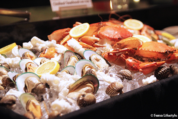 Sperta Friday BBQ Seafood Buffet at Grand Kemang Cold Seafood