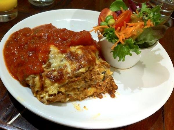 Ben's Lasagna Kuala Lumpur