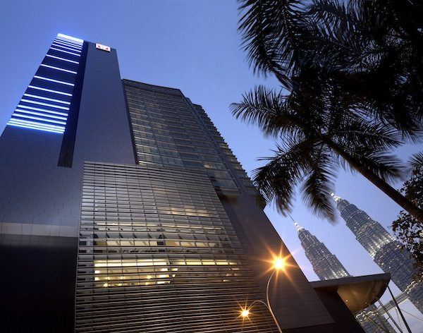 Traders Hotel Kuala Lumpur Exterior