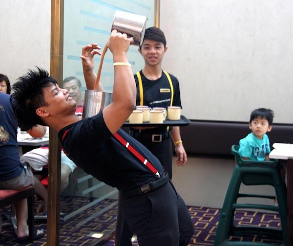 Teh Tarik Traders Hotel Kuala Lumpur