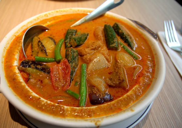 Madam Kwans Curry Vegetables