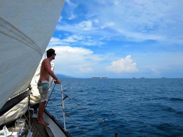 San Blas Islands Sailing Trip