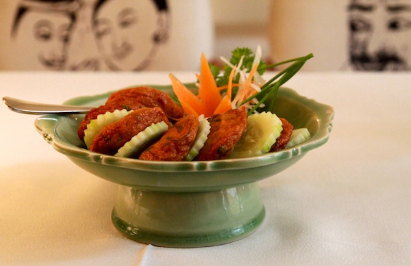 Celadon Restaurant Kuala Lumpur Thai Fish Cakes