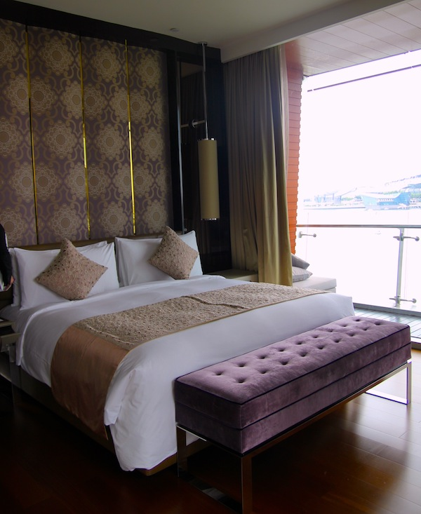 Fullerton Bay Hotel Singapore Anderson Suite