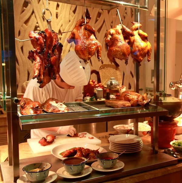 Good Ol' Days of Singapore Buffet at Shangri-La's Rasa Sentosa
