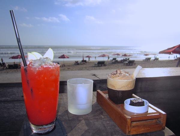 Ku De Ta Bali Drinks