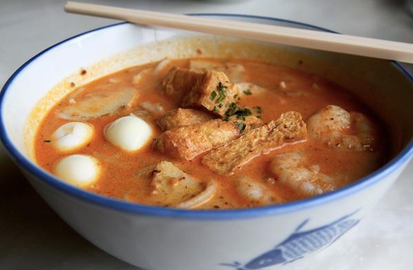 8 Noodles Restaurant at Shangri-La Rasa Sentosa Laksa
