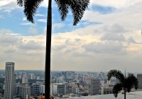 Marina Bay Sands Hotel and Sands SkyPark