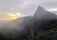 The two day trek up Mount Kinabalu