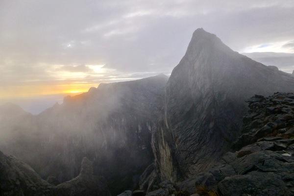 Mount Kinabalu Trek