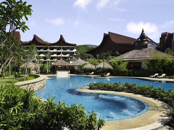 "Rasa Wing ""Paradise in Penang"" Package"