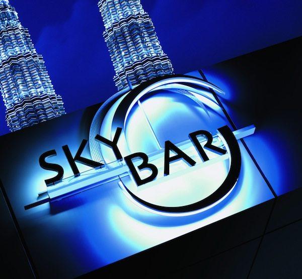 SkyBar Kuala Lumpur Review