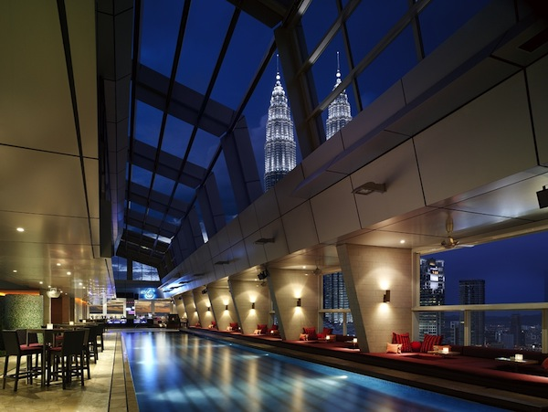 SkyBar Kuala Lumpur - Asia's Best Bars
