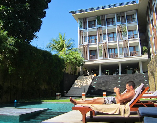 The Haven Hotel Bali Review