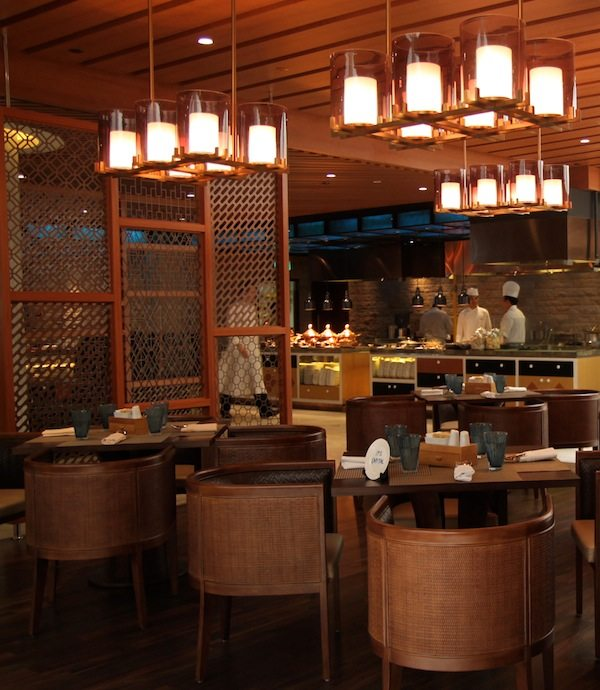 Pan Pacific Singapore Renovation Restaurants