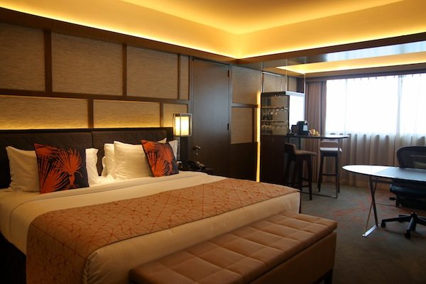 Pan Pacific Singapore Renovation Rooms