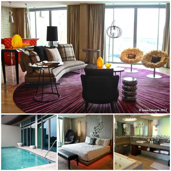 W Singapore Sentosa Cove Wow Suite