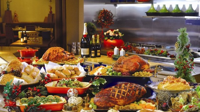 5 Singapore Christmas Buffets