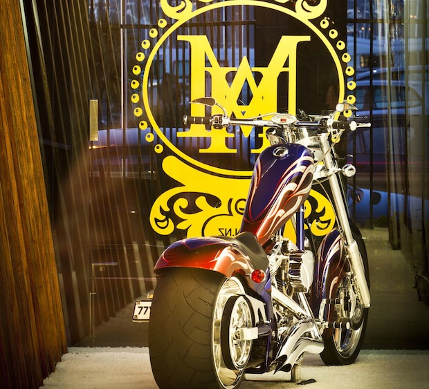 Museum Art Hotel Super Bike