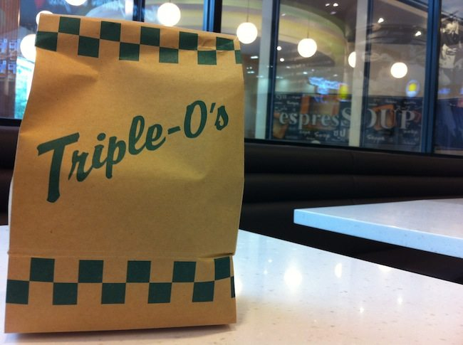 Tripple-O's Burgers To Go