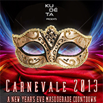 New Year's Eve 2013 at Ku De Ta Singapore